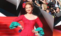 Модный провал: Ольга Будина примерила образ Кармен