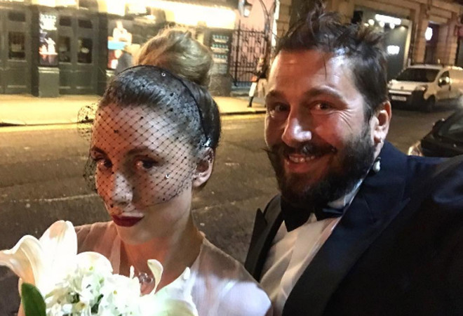 Евгений Чичваркин женился во 2-ой раз