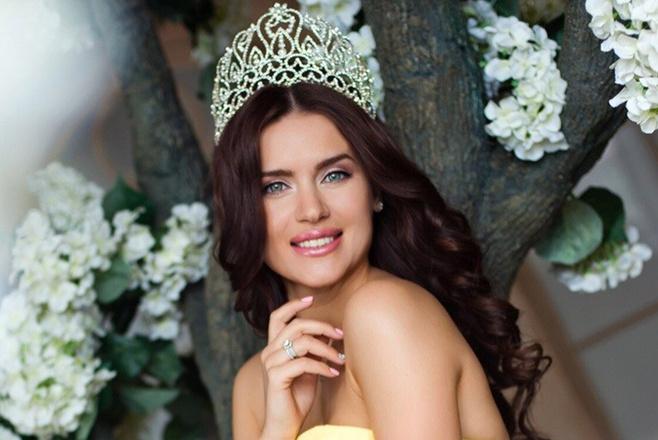 Юлия Ионина Королева красоты мира 2014 фото