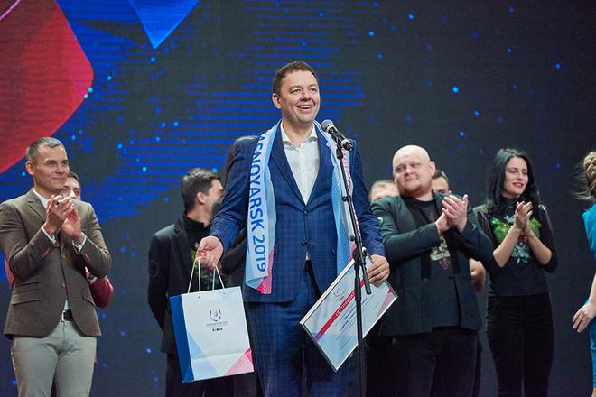 Сергей Нетиевский из шоу «Уральские пельмени»