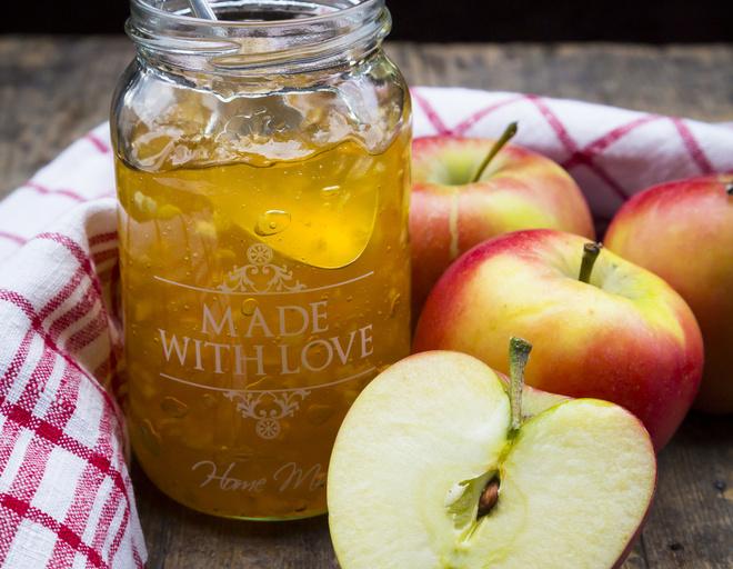 самое вкусное варенье из яблок рецепт
