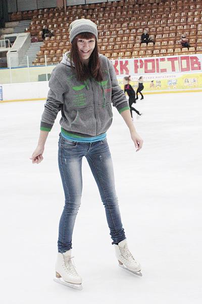 Куда пойти в Ростове на каникулах: катки