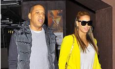 Бейонсе и Jay-Z устроили свидание на матче