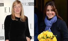 Сара Бертон мечтает шить наряды для беременной Кейт Миддлтон