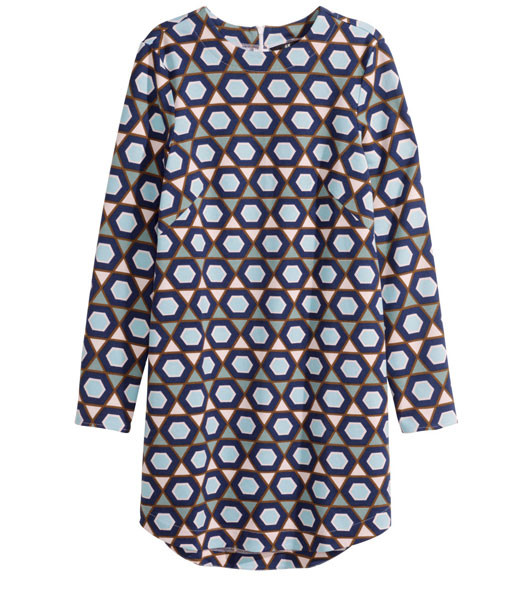 Платье H&M, 1199 руб.