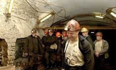 В результате обрушения породы на шахте в Кемерово погибли два горняка