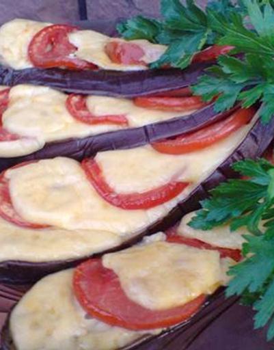 блюда из баклажанов, баклажаны, рецепты