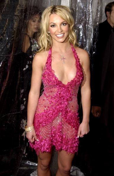 Бритни Спирс, 2002 год