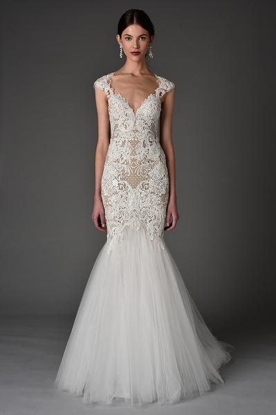 Лучшие коллекции Недели свадебной моды   галерея [1] фото [4]