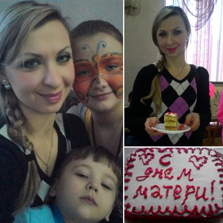"""Благотворительный праздник """"Мамины пироги"""""""