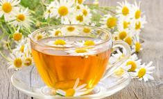 Травяной чай с ромашкой: полезные свойства, противопоказания