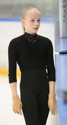 Дарья Заинчуковская, фигурное катание, фото