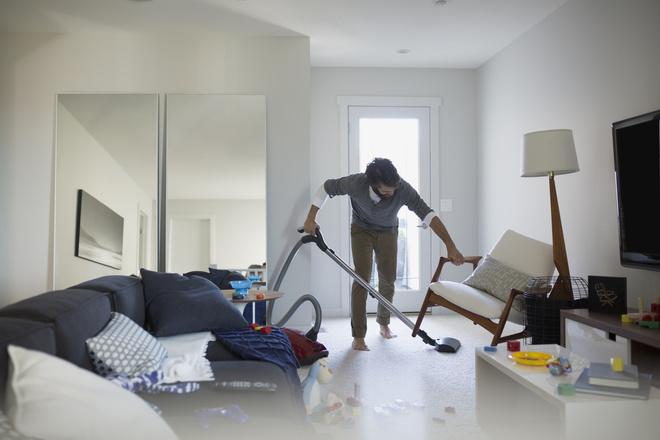 Как добиться чистоты в доме