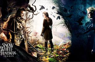 Постер фильма «Белоснежка и охотник»