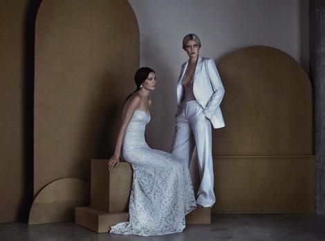 ЗАМУЖ НЕВТЕРПЕЖ: 10 самых красивых свадебных коллекций сезона | галерея [5] фото [1]