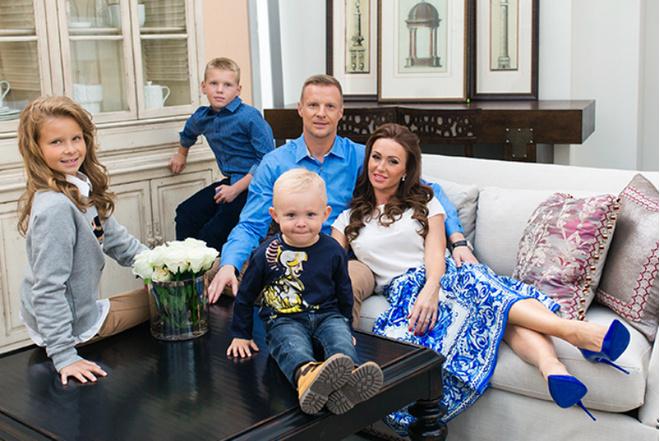 Вячеслав Малафеев и его жена Екатерина фото 2015