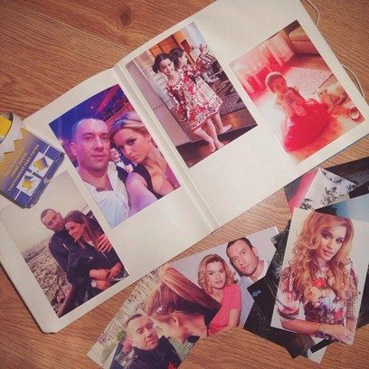 Бородина и Терехин отметили три года отношений