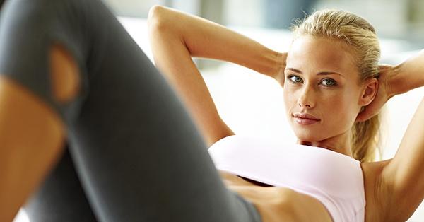 Как сделать живот плоским: 6 простых упражнений