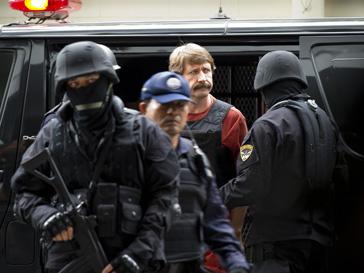 Виктора Бута держат в спецблоке для особо опасных преступников