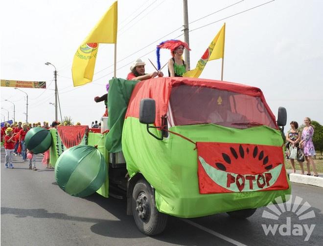 Фестиваль арбузов в Камышине 2016: полная программа