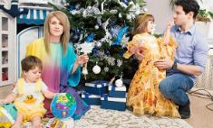 Антон и Виктория Макарские: первый Новый год в своем доме