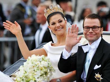 Принцесса Швеции Виктория ждет своего первого ребенка