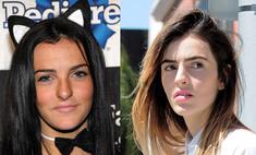 17-летняя Эли Лохан сделала пластику лица?