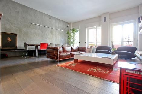 Топ-10: дизайнерские квартиры в Милане | галерея [2] фото [3]