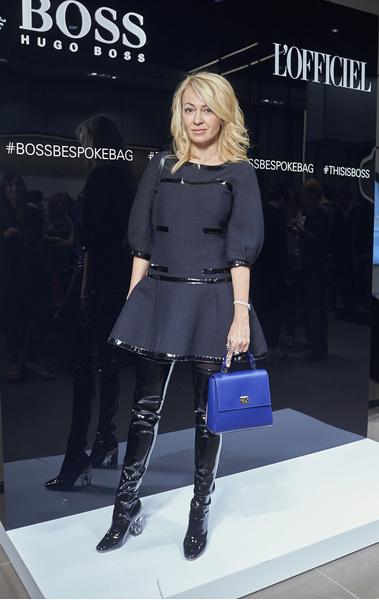 HUGO BOSS представил в России сумку BOSS Bespoke   галерея [1] фото [4]
