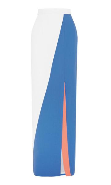 Длина волны: 25 модных юбок макси этого лета   галерея [2] фото [1]
