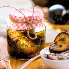 Домашние заготовки: три блюда из баклажанов