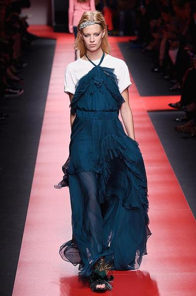 Неделя моды в Милане: день первый   галерея [2] фото [2]