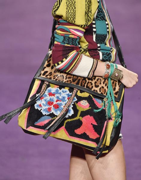 Итоги Недель моды: лучшие сумки | галерея [3] фото [3]