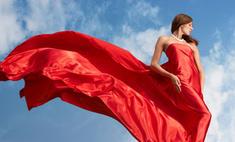 Красный цвет вызывает в женщинах страх
