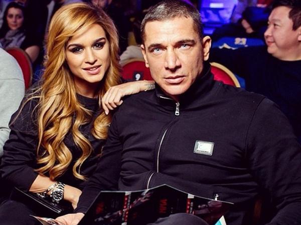 Ксения Бородина и Курбан Омаров: фото