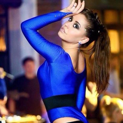 гоу-гоу-тренер Софья Пострегань умная красивая стильная сексапильная самые красивые девушки фото