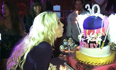 Бритни Спирс опубликовала фото с дня рождения в Twitter