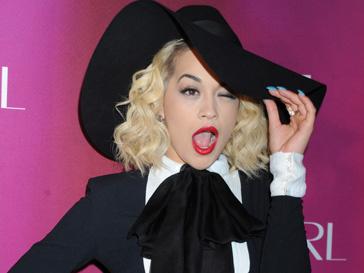 Рита Ора (Rita Ora) подписала модный контракт с Мадонной