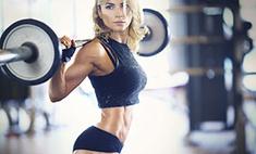5 главных упражнений для красивой попы и груди