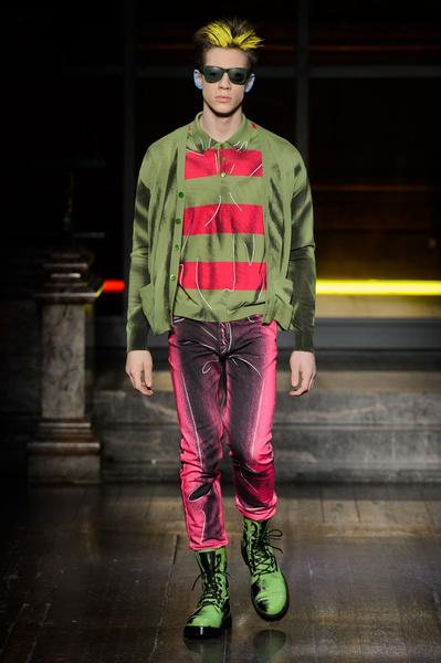 Неделя мужской моды в Лондоне: главные показы | галерея [2] фото [5]