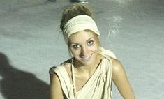Кристина Асмус вышла на лед с высокой температурой