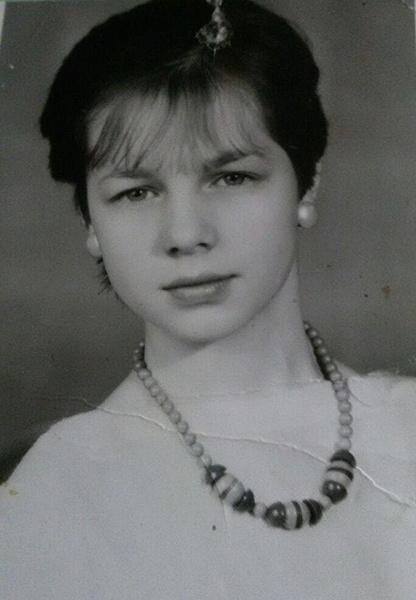 Алена Костерина, телеведущая, «41-Домашний», в детстве, фото