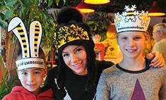 Юлия Волкова: «Чтобы наказать детей, лишаю их планшета»