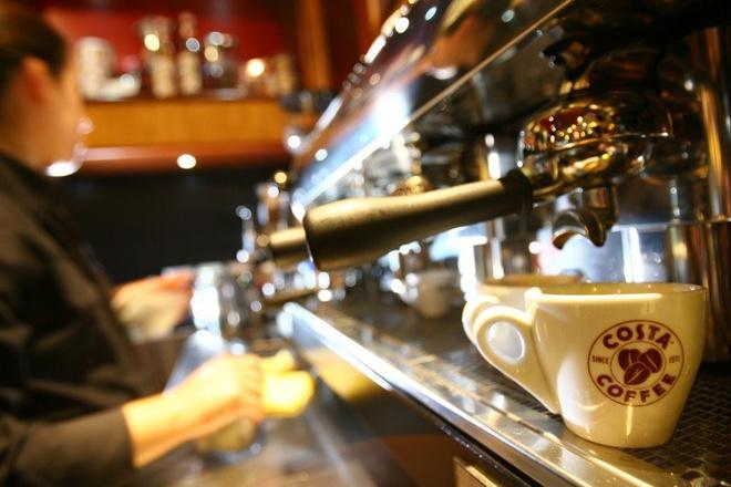 Акция в Costa Coffee