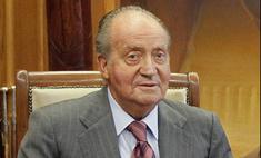 Король Испании Хуан Карлос приезжает в Москву