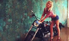 Ретромотоциклы в Иркутске: кто из звезд любит прокатиться с ветерком