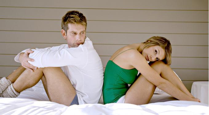 Член стоит не долго пропадает интерес к сексу причина