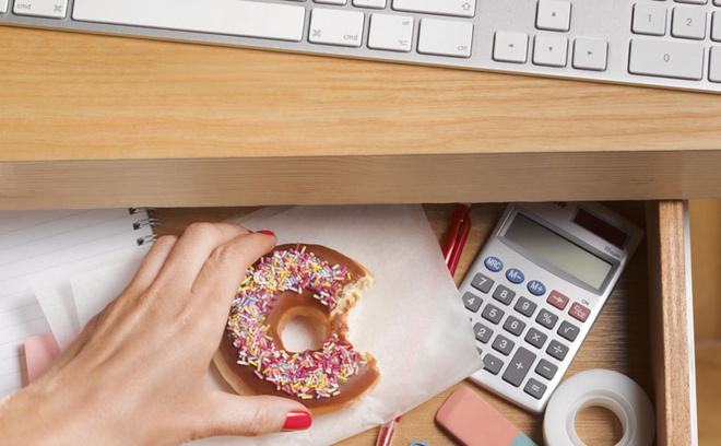 Полезные перекусы в офисе