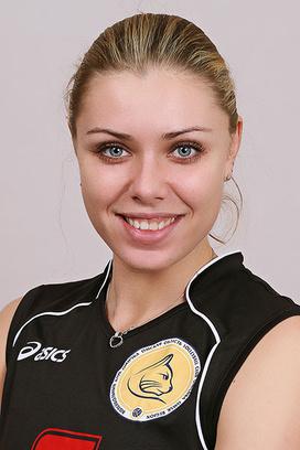 Омск, спорт, самые красивые спортсменки, ВК «Омичка», Анастасия Шляховая