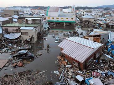 Ущерб, нанесенный Японии, оценивают примерно в $235 млрд